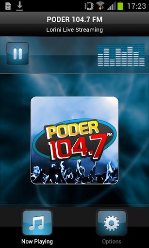 PODER 104.7 FM