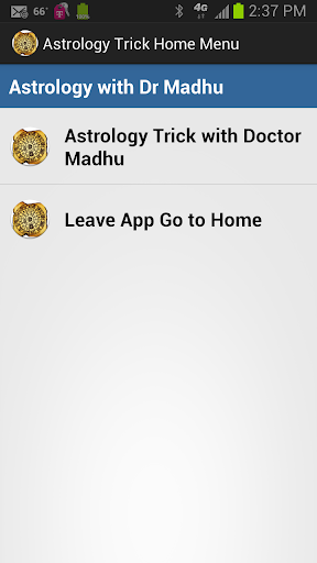 Astrology Trick with Dr Madhu