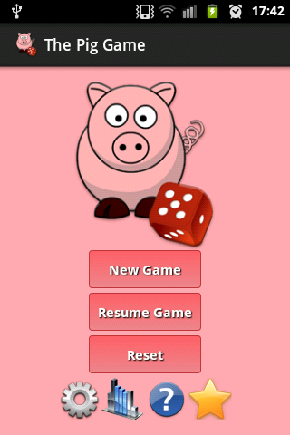 The Pig Game