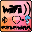 Wifi Catching icon