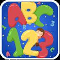 ABC123 full English Vietnamese icon