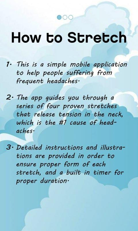 5-Minute Headache Relief  LITE - screenshot