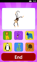 Screenshot of Free Singalong Music BabyPhone