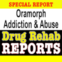 Oramorph Addiction & Abuse icon
