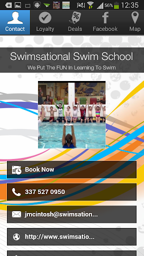 Swimsational Swim School