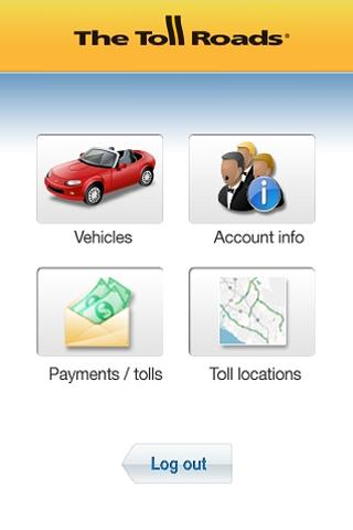 The Toll Roads - screenshot