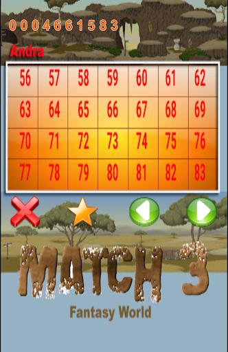 Match 3 Fantasy World