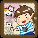 吉姆哥遊日本-OurApp互動日記手札 icon