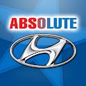 Absolute Hyundai DealerApp logo