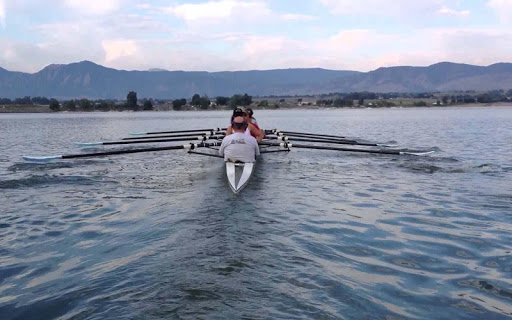 Rally Rowing Drift