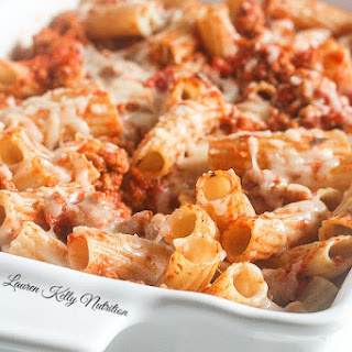 Baked Ziti With Ground Turkey Recipes.