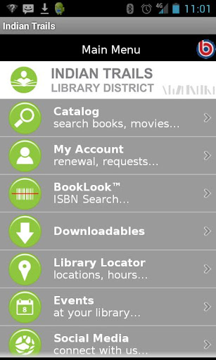 Indian Trails Library District