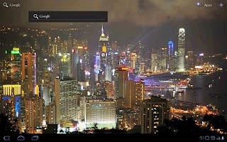 Screenshot of City Night Wallpaper Free