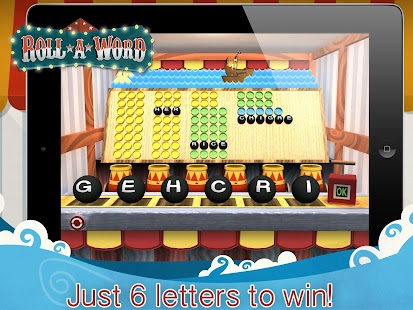 Roll-A-Word- screenshot thumbnail
