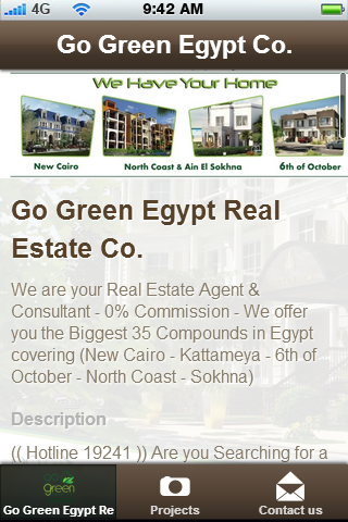 Go Green Egypt Real Estate