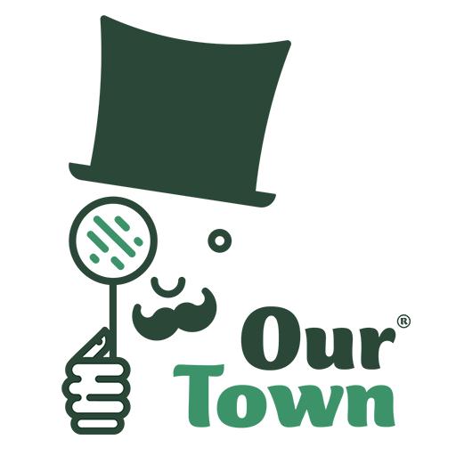 OurTown LOGO-APP點子