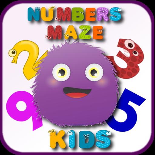 数値は、迷路 教育 App LOGO-APP試玩