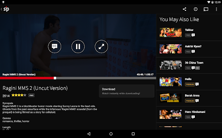 Spuul - Indian Movies & TV 2.5.0 screenshot 236993
