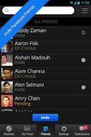 Screenshot of Cricout Cricket Scores & News