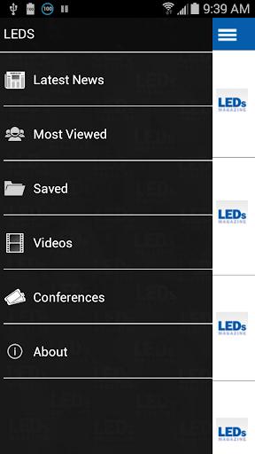 LEDs Magazine News