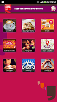 Screenshot of Café Coffee Day
