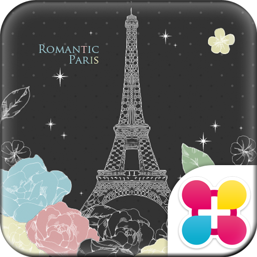 Romantic Paris for[+]HOMEきせかえ LOGO-APP點子