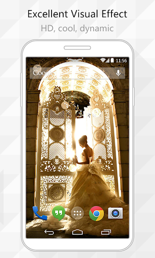 Wedding Dresses Live Wallpaper