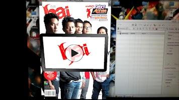 Screenshot of HAI AR
