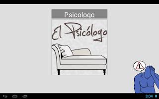 Screenshot of El Psicólogo