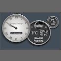 Zooper Widget ChromeRingsColor icon
