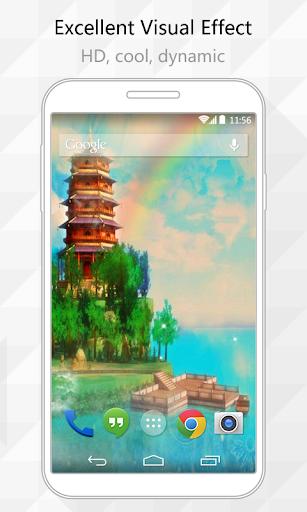 Tower Live Wallpaper