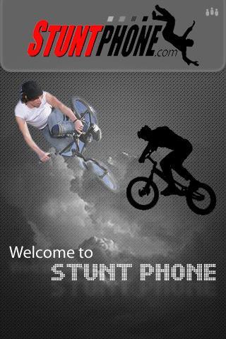 Stuntphone- screenshot