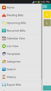 Bills Tracker - BillsOnMobile 商業 App-癮科技App