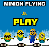 Minion Flying