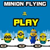 Minion Flying