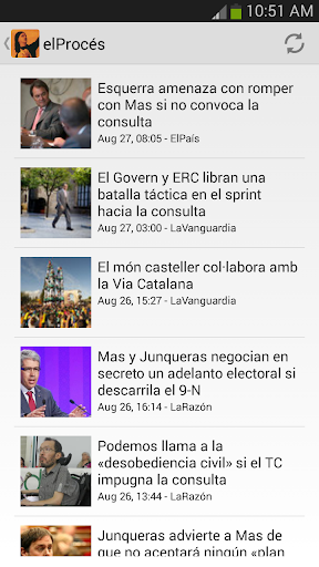 Catalonia Independence News