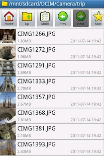 File Manager PRO - screenshot thumbnail