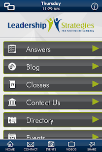 Leadership Strategies- screenshot thumbnail