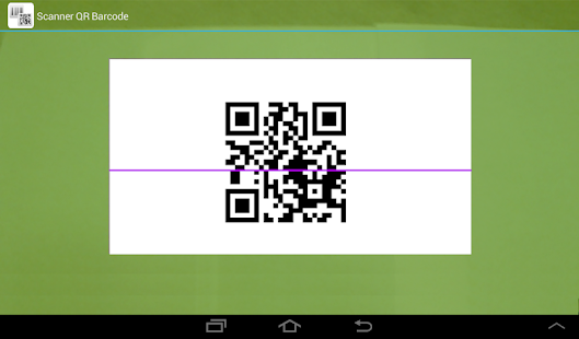 Scanner QR Barcode- screenshot thumbnail
