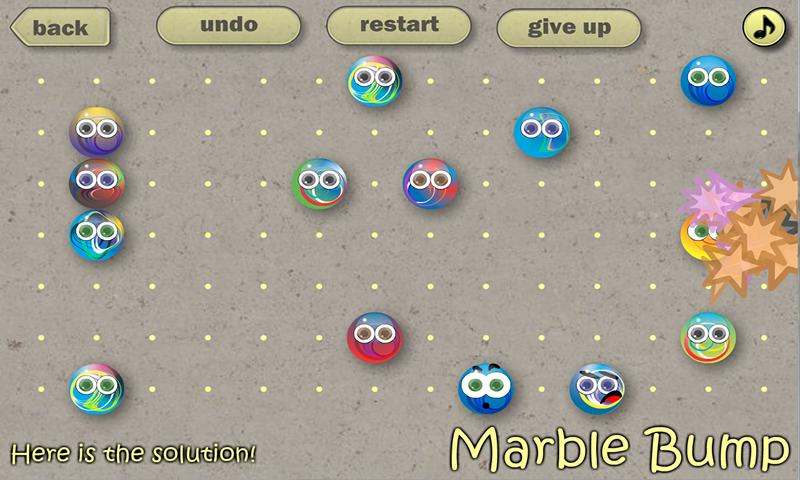 Marble Bump- screenshot