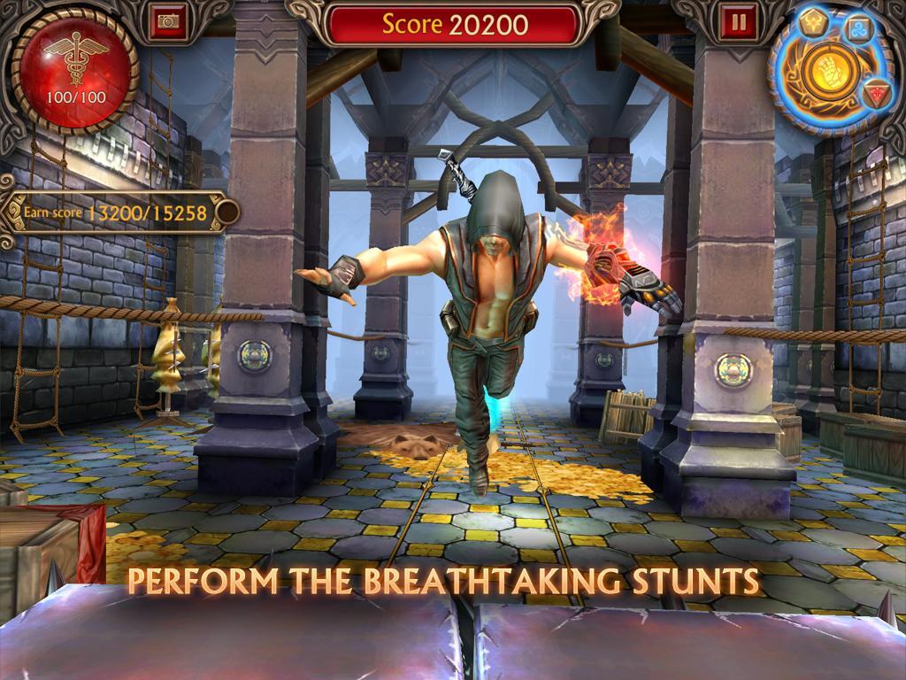 Running Shadow - screenshot