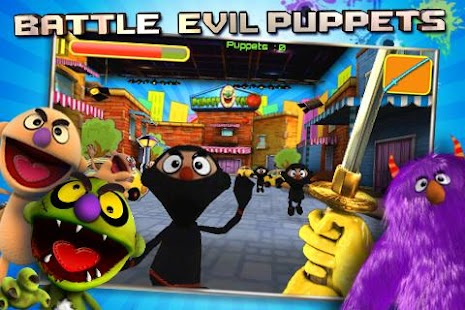 Puppet War:FPS ep.1 - screenshot thumbnail