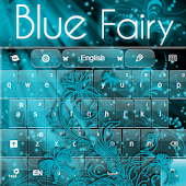 Fairy Blue Keyboard