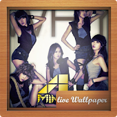 4Minute Live Wallpaper