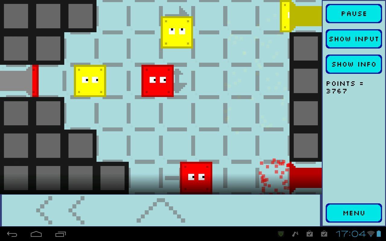 Lotsa Boxes- screenshot