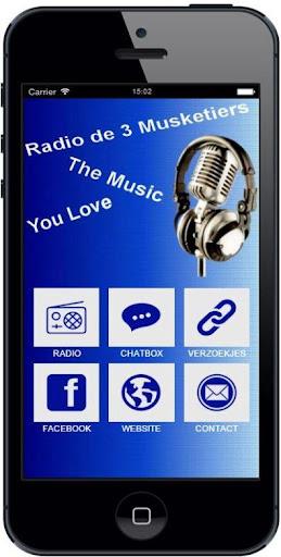 Radio De 3 Musketiers