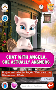 Talking Angela Screenshot 20