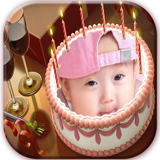 Photo On Cake Editor Apps Google Play Effect Birthday
