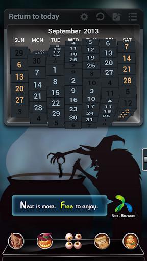 Next日历小部件|玩工具App免費|玩APPs