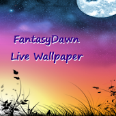 Fantasy Dawn Live Wallpaper